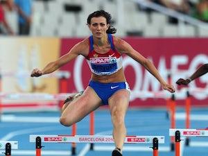 Result: Antyukh wins 400m hurdles gold