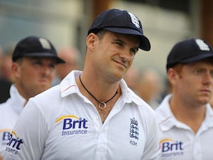 Strauss: 'England face battle to win series'
