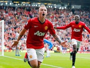 Buttner playing