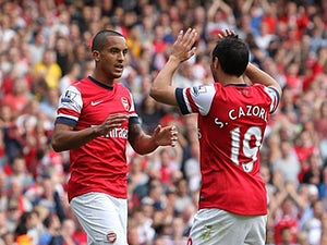 Team News: Wenger names attacking lineup