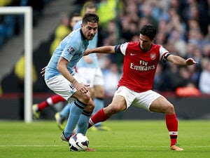 Live Commentary: Arsenal 3-1 Manchester City - as it happened