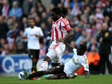 Kenwyne Jones, Nathan Dyer
