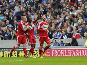 Live Commentary: Boro 3-1 Wednesday - as it happened