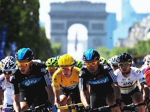 Froome sides with Cavendish