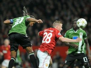 Braga's Alan scores