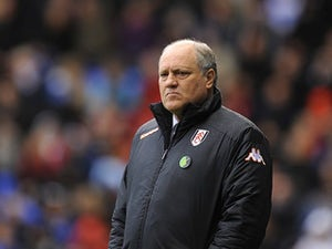 Jol confirms Fulham talks