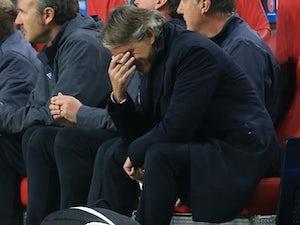 Mancini: 'City are finished'