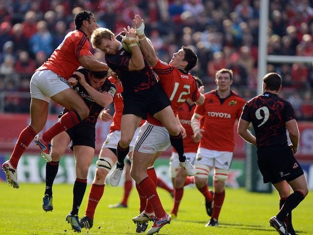 Result: Clinical win for Munster