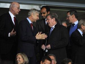 Hodgson: 'Wenger trusts me'