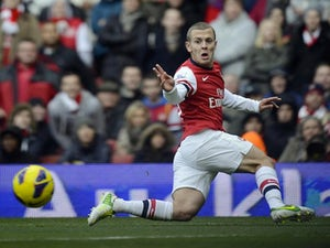 Wilshere pleased with progress