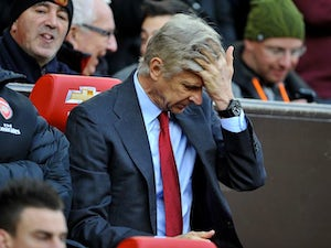 Wenger: 'Title situation not ideal'