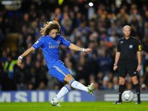 Angry Luiz focused on Juventus