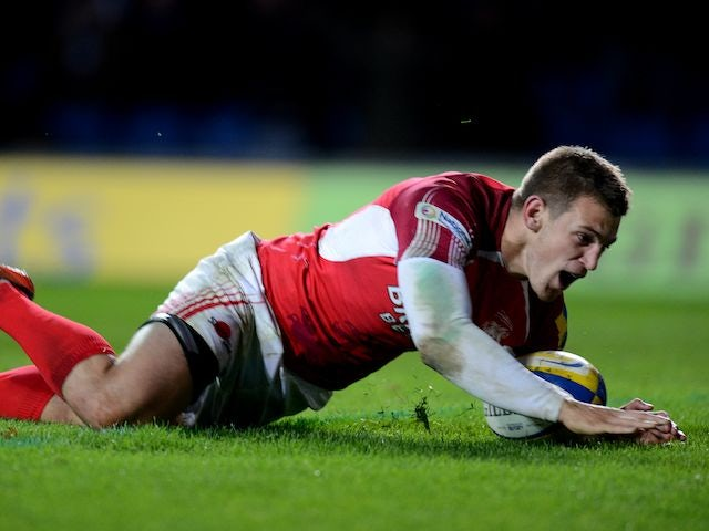 Result: Welsh leave it late against Bath