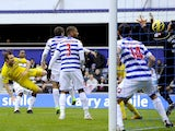 Kaspars Gorkss scores for Reading
