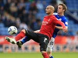 Adlene Guedioura and Andy King