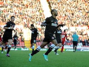 Result: Charlton defeat 10-men Burnley