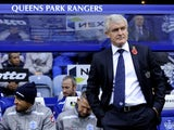 QPR manager Mark Hughes