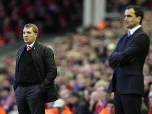Brendan Rodgers delighted with 'team win'