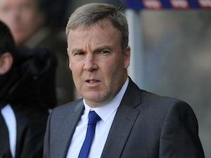 Millwall boss Kenny Jackett on November 18, 2012