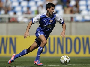 Djokovic scores in charity football match