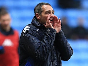 Whittingham disappointed with Pompey draw