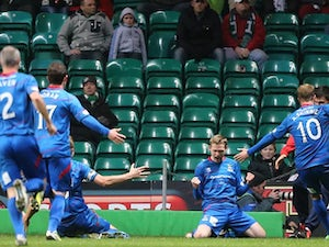 Half-Time Report: McKay gives Inverness lead at Dundee Utd