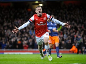 Wilshere relishing squad competition