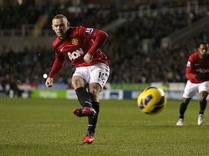 Rooney misses Sweden trip
