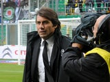 Juventus boss Antonio Conte before the game with Palermo on December 9, 2012