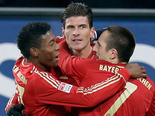 Result: Bayern storm into DFB-Pokal final