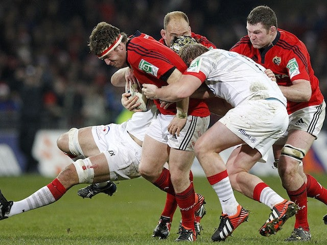Result: Munster secure quarter-final spot with win