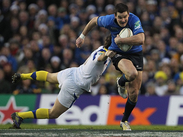 Result: Clermont survive Leinster comeback