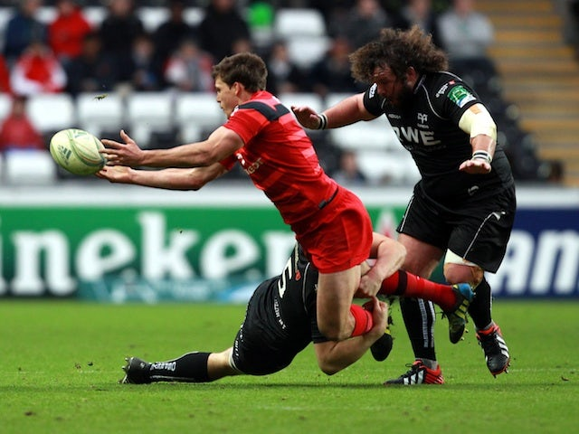 Result: Strong second half gives Toulouse win