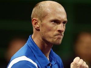 Result: Davydenko knocks out Simon