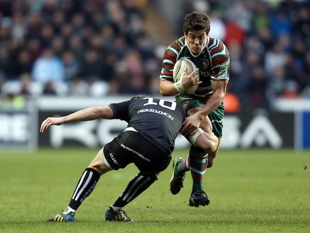 Result: Ospreys suffer late collapse