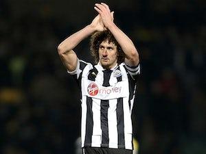 Result: Newcastle held by Braga
