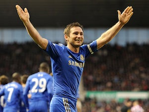 Lampard: 'I'll be fit to face Hull'