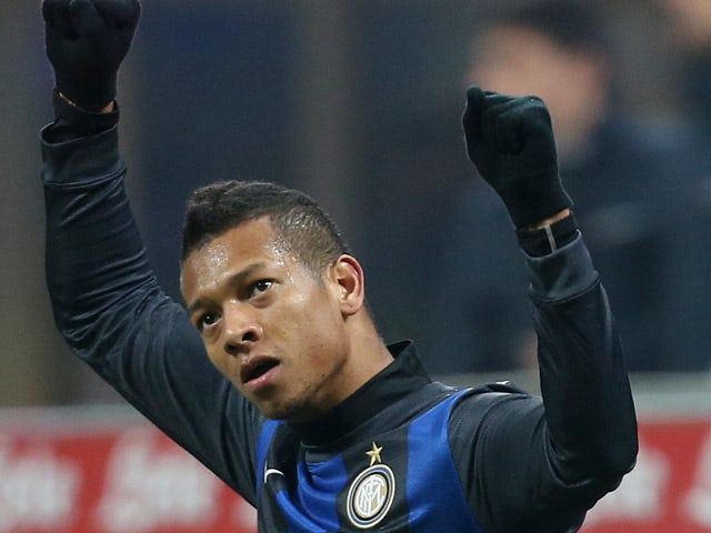 Result: Inter cruise past Cluj