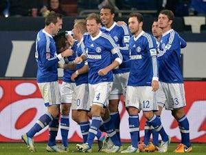 Result: Schalke hammer Wolfsburg
