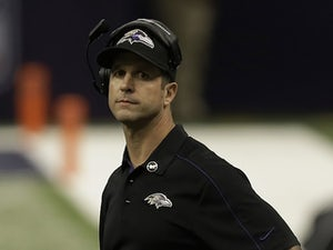 Harbaugh eases Ravens injury concerns
