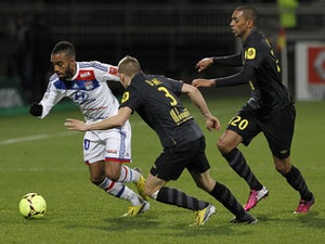 Lacazette: 'Lyon ready for Zurich test'