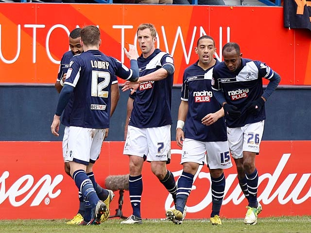 Result: Millwall end Luton FA Cup dreams