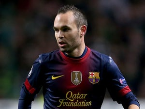 Report: Iniesta saves Albacete from administration