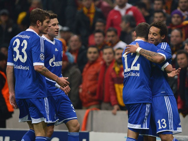 Result: Schalke draw at Galatasaray