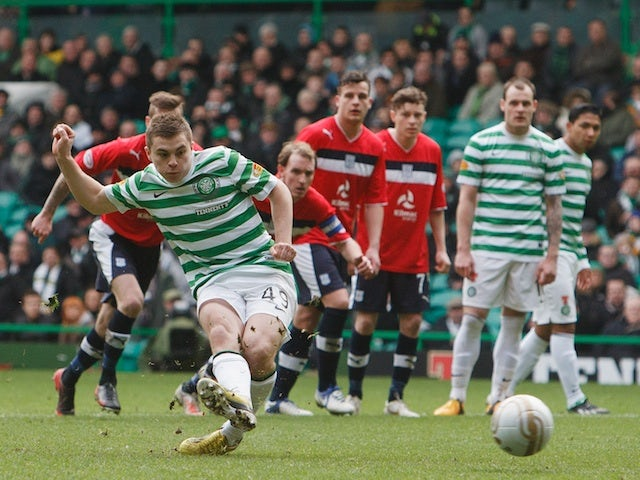 Result: Celtic smash 10-man Dundee