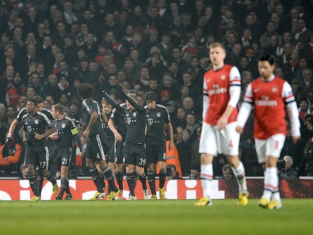 Result: Bayern close in on qualification