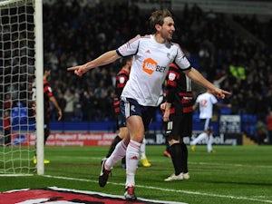 Bolton rule out Dawson transfer