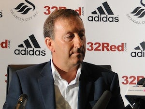Swansea 'working hard' to bring in players