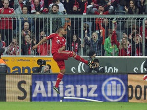Result: Bayern come from behind twice to win