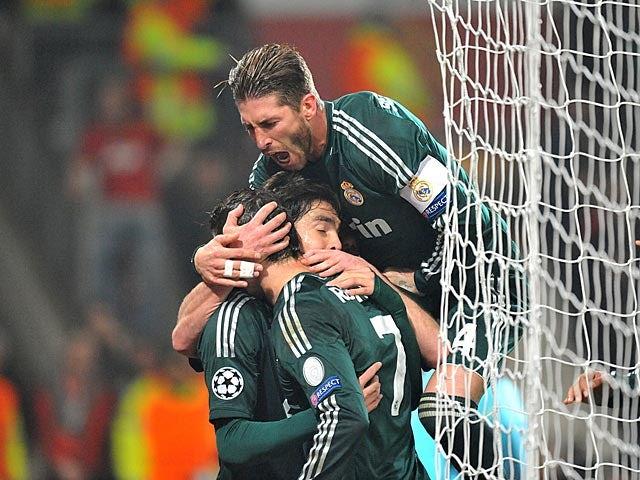 Result: Ronaldo knocks out 10-man United